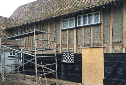 Fixing up old property in Cambridgeshire