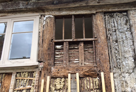 Fixing old repair suffolk priod property
